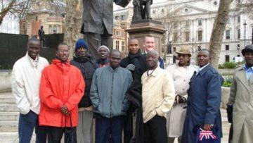 Le cluster ldz à Londres
