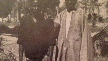 Jiñaabo, l'homme qui opposa une résistance farouche aux colons en Casamance !!!