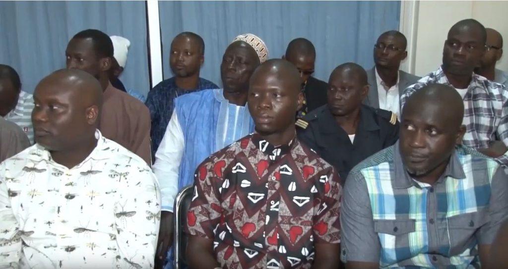 """Mamadou Talla à Ziguinchor :""""100 millions pour réhabiliter le Lycée Djignabo en 2020″"""