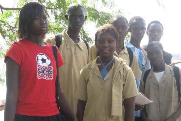 Photos des élèves de Djignabo